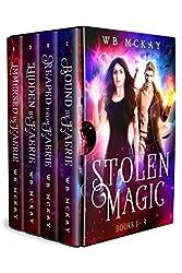 The Stolen Magic Series, Books 1-4: An Urban Fantasy Boxed Set