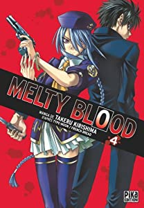 Melty Blood Edition simple Tome 4