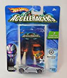 Hot Wheels AcceleRacers Cartoon Network Silencerz Anthracite #3 Car