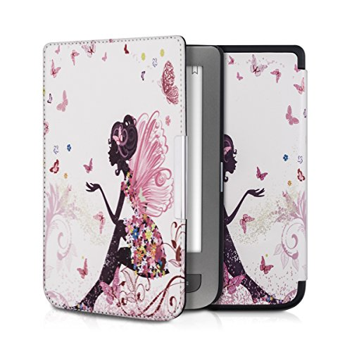 kwmobile-housse-elegante-en-cuir-synthetique-pour-pocketbook-touch-lux-3-touch-lux-2-en-design-femme