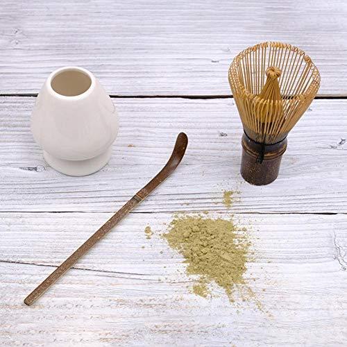 Zizhu vertikaler matcha matcha spezielle Rührbürste japanische Teezeremonie Punkt-Tee-Set Tee-Set Kombination Teekanne Auflauf