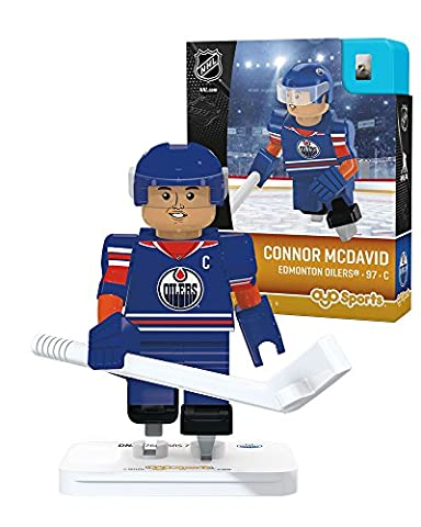 Edmonton Oilers NHL Connor McDavid OYO Mini Figure