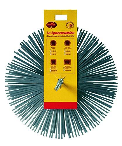 Best Fire 06231 Goupillon rond, acier, 150 mm
