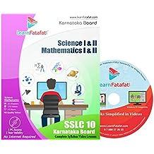 Karnataka SSLC Class 10 Science and Mathematics Educational Video Course
