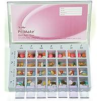 Arzneikassette, Pillendose 19029Maxi multidose,farblich sortiert preisvergleich bei billige-tabletten.eu