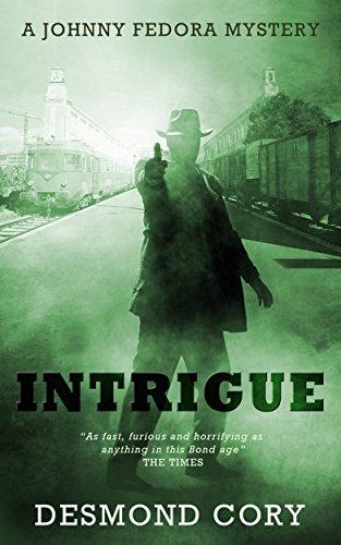 edora Espionage Spy Thriller Assignment Book 4 (English Edition) (Irish Fedora)