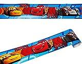"""Wandbordüre - selbstklebend - """" Disney Cars """" - 5"""