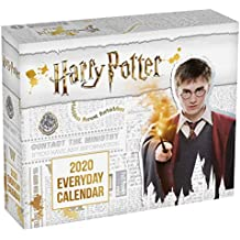 Harry Potter Desk Block 2020 Calendar - Page-a-Day Calendar Format (2020 Desk Block Calendar)