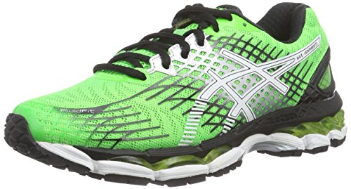 asics-gel-nimbus-17-mens-training-running-shoes-green-flash-green-white-black-8501-8-uk-425-eu