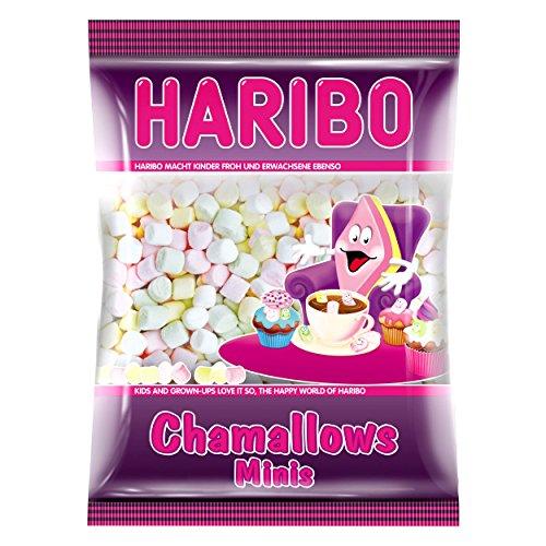 Haribo Chamallows Minis, Schaumzucker Minisstücke, 200 g
