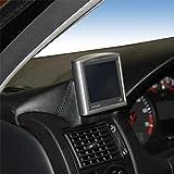 KUDA Navigationskonsole (LHD) für VW Golf IV ab 97 in Kunstleder schwarz