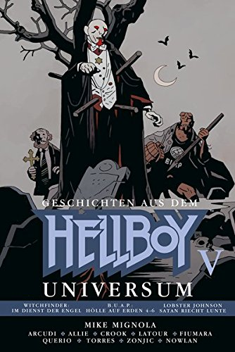 Geschichten aus dem Hellboy-Universum 5