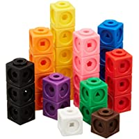 Learning Resources Mathlink Cubes (Set of 100) - ukpricecomparsion.eu