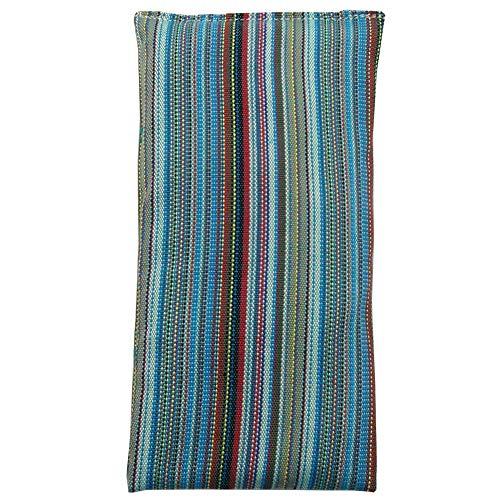 Almohada para los ojos 'Alpujarreña'   Semillas de Lavanda y arroz   Yoga, Meditación, Relajación, descanso de ojos...