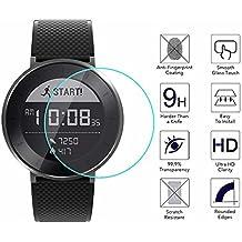 YANSHG® Para Huawei Honor S1 Reloj El protector de cristal templado de la pantalla, anti-rasguña el protector de cristal templado 9H ultra claro