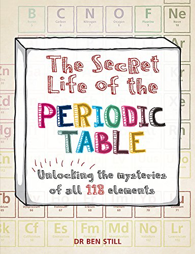 The Secret Life of the Periodic Table por Dr Ben Still