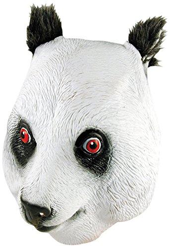 Bristol Novelty BM302 Panda Maske, Mehrfarbig, ()