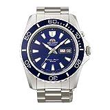 Montre Orient Mako Xl Fem75002d Homme Bleu
