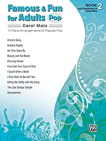 Famous & Fun for Adults -- Pop, Bk 2: 11