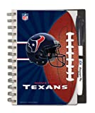 Best Pen For Autographs - Houston Texans Deluxe Hardcover, 5 x 7 Inches Review