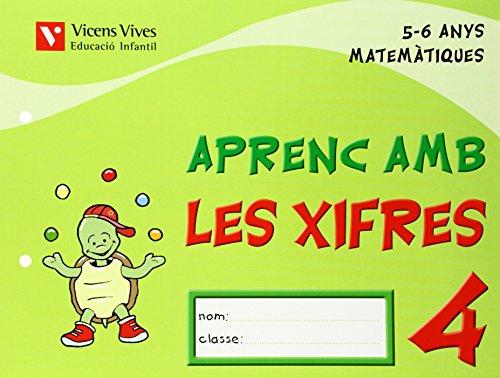 Aprenc Amb Les Xifres 4. 5-6 Anys - 9788431682545