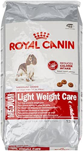Royal Canin : Croquettes Chien Shn Medium Light 27 13kg