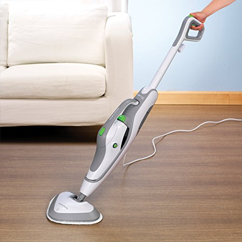51EEtBbeHhL. SS500  - Morphy Richards 720520 Dual Tank Steam Cleaner Kills 99.9 Percent of Bacteria Around The Home