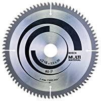 Bosch 2608640445 Multi-Material Circular Saw Blade