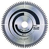 Lame de scie circulaire Multi Material 216 x 30 x 2,5 mm, 80, 1 pièce