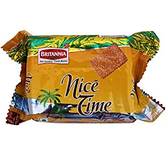 Britannia Biscuits - Nice Time, 73g Pack