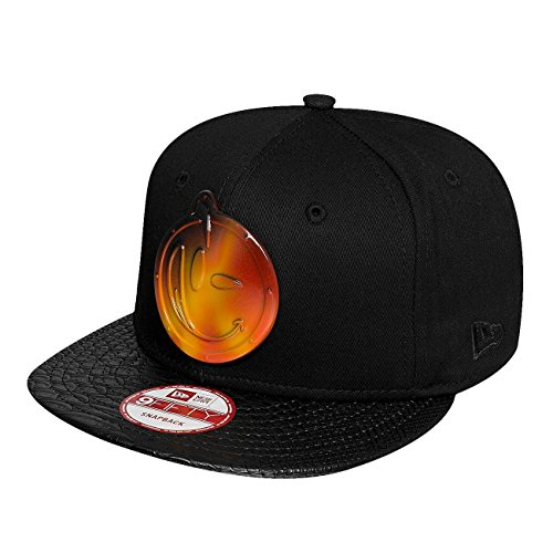 yums-homme-casquettes-snapback-metal-collection-ii-noir-reglable