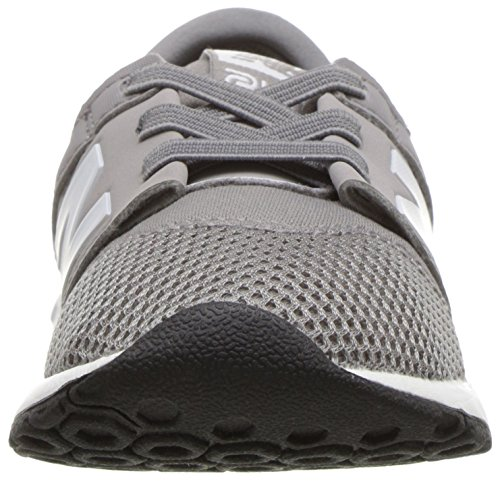 New Balance KA247PPI Sneaker Enfant Grey/White