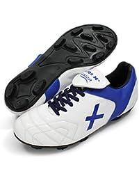 Vector X Fusion 001-M Football Shoes, Men's (White/Blue)