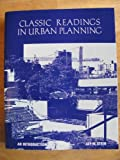 Classic Readings in Urban Planning: An Introduction by Alan A. Altshuler (1995-01-30)