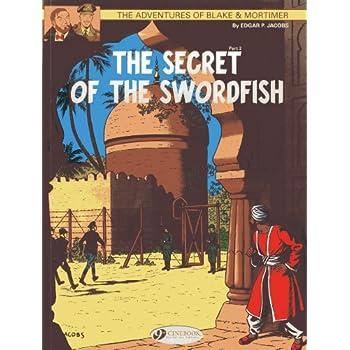 Blake & Mortimer, Tome 16 : The secret of the swordfish : Part 2, Mortimer's escape.