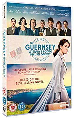 The Guernsey Literary And Potato Peel Pie Society [DVD] [2018] : everything £5 (or less!)