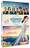 The Guernsey Literary And Potato Peel Pie Society [DVD] [2018] only £5.99 on Amazon