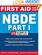 #10: First Aid for the NBDE Part 1, Third Edition (First Aid Series)