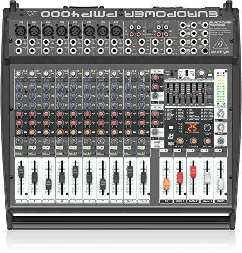 Behringer PMP4000 DJ console