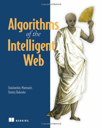 Algorithms of the Intelligent Web por Haralambos Marmanis
