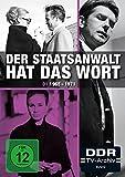 Der Staatsanwalt hat das Wort - Box 1: 1965 - 1971 (DDR-TV-Archiv) [3 DVDs]