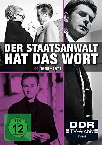 Box 1: 1965-1971 (DDR TV-Archiv) (3 DVDs)