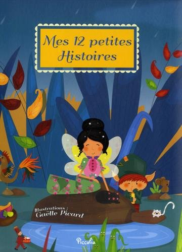 Mes 12 petites histoires : Tome 2