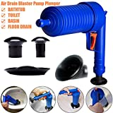ptactical Drain Blaster Pumpe