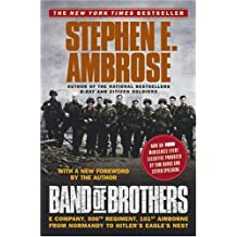 [Band of Brothers: E Company, 506th Regiment, 101st Airborne from Normandy to Hitler's Eagle's Nest]Band of Brothers: E Company, 506th Regiment, 101st Airborne from Normandy to Hitler's Eagle's Nest BY Ambrose, Stephen E.(Author)Paperback