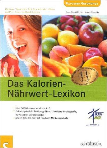 Das Kalorien-Nährwert-Lexikon