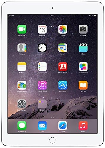 Preisvergleich Produktbild Apple iPad Air 2 24,6 cm (9,7 Zoll) Tablet-PC (WiFi, 64GB Speicher) silber
