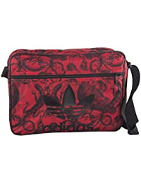 39bad8439ee5a adidas Cartella uomo borsa messenger rosso con tracolla VF222
