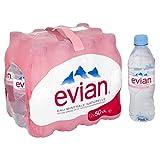 Noch Evian Mineralwasser 12 x 50cl