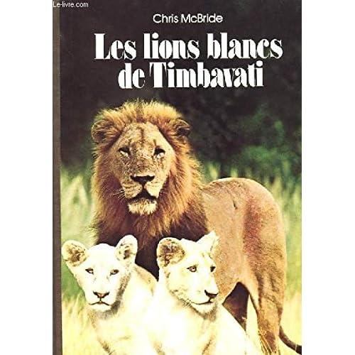 LIONS BLANCS DE TIMBAVATI